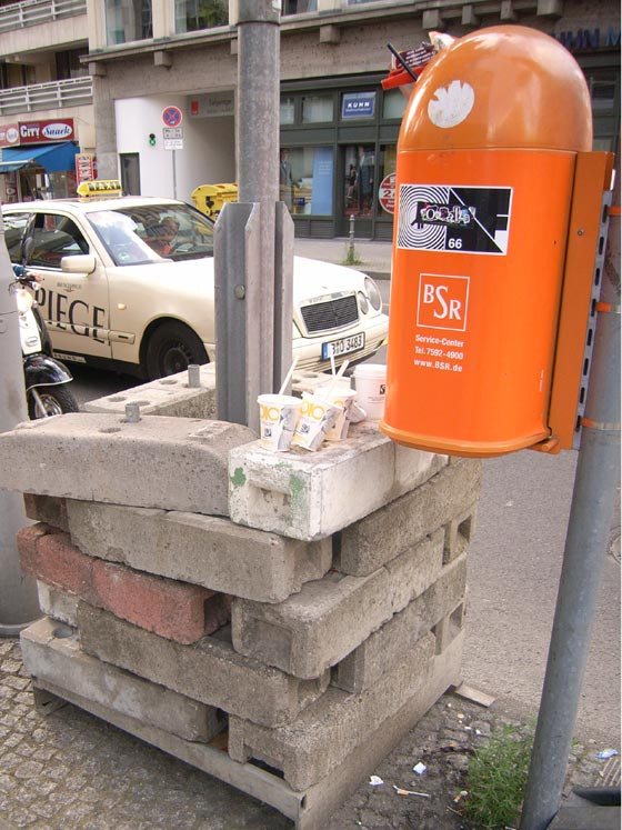 Berlin Row