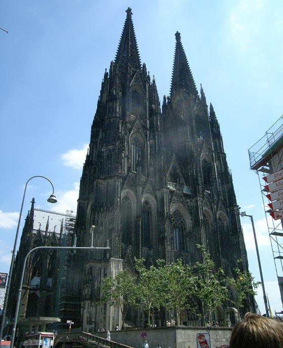 Koln Grand Church