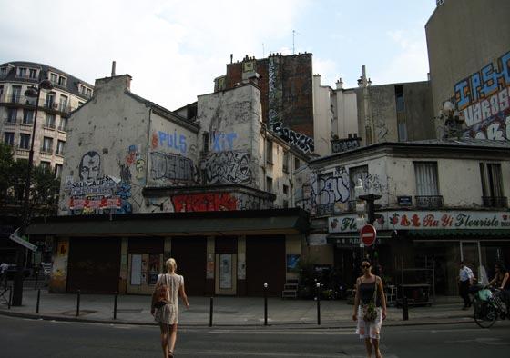 Pari Row