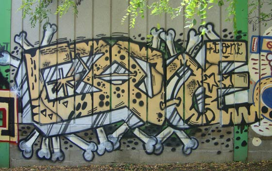 Piece in Madrid