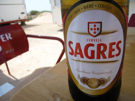 Beer Sagres