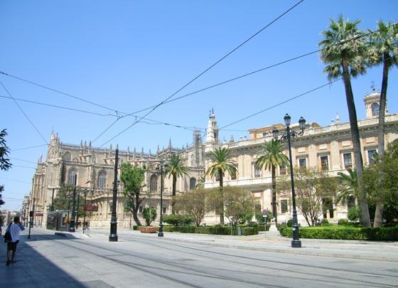 Sevilla Row