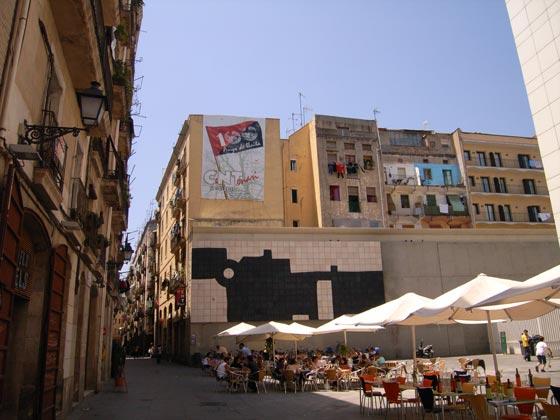 Barcelona Row