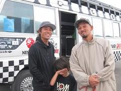 神尾さんとは、ハワイでばったりお会いして以来なので10年ぶりです。