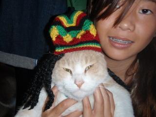 RASTA CATS !2009 たまたま