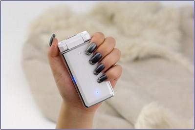 ネイル ネイルデザイン 携帯電話