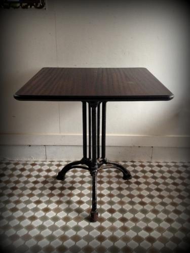 イギリスヴィンテージアイアンパブテーブル