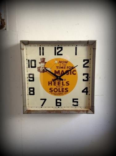 ヴィンテージクロック|壁掛け時計|アメリカ