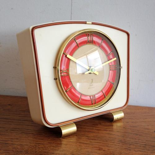 フランスヴィンテージ JAZクロック(時計)/置時計