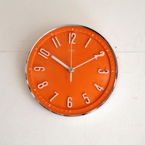 イギリスヴィンテージ METAMEC社クロック(時計)/壁掛け