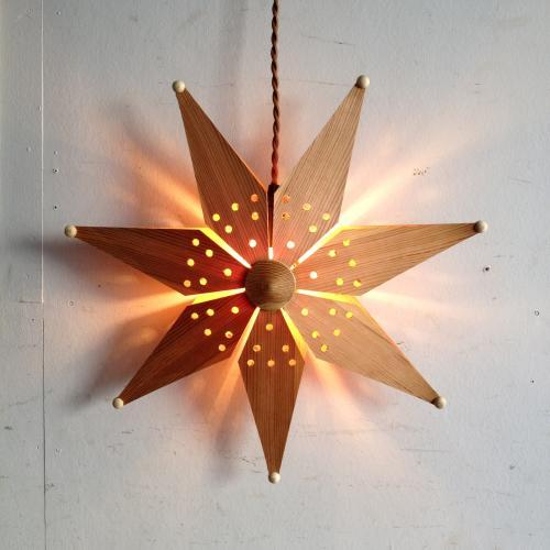 デンマークヴィンテージ照明のペンダントランプ3種類2