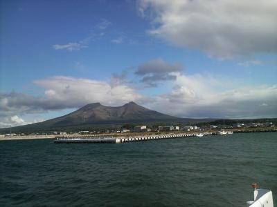 森港からの駒ケ岳