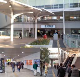 京浜蒲田駅