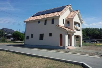 O邸太陽光発電