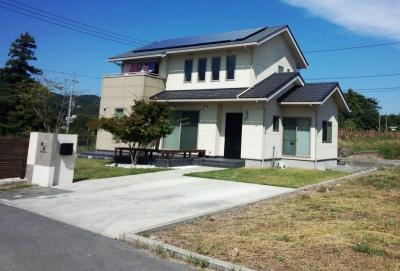 M邸太陽光発電