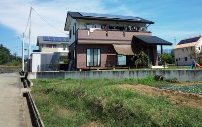 A邸太陽光発電