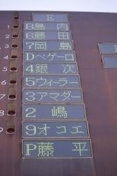 2017.9.5楽天スタメン