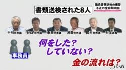 富山市議6名の疑惑