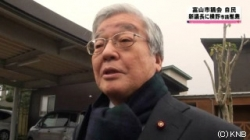 自民党は横野氏(KNB)