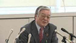 横野氏の記者会見