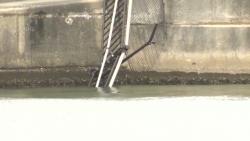 富山市に水位計(KNB)