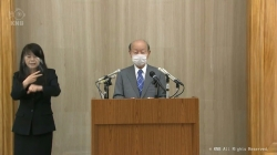 県緊急事態解除への方針(KNB)