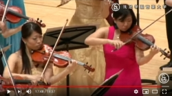 「リュートのための古風な舞曲とアリア」第3組曲パッサカリア16