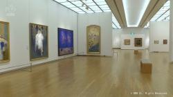 近代日本絵画展(KNB)