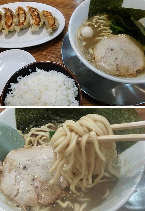 壱角家 蒲田店 激にぼ!