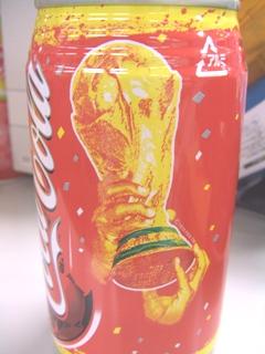 coke缶