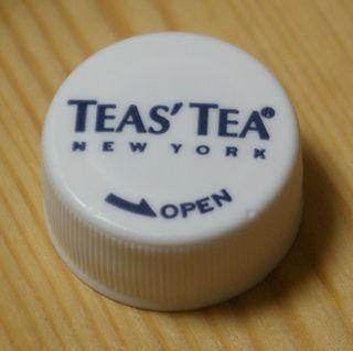 TEAS TEAのふた