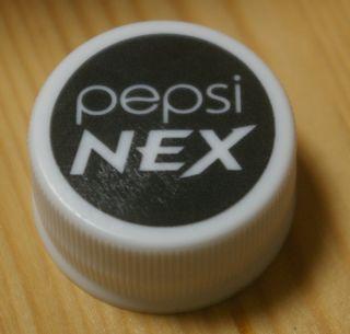 pepsi NEXのふた
