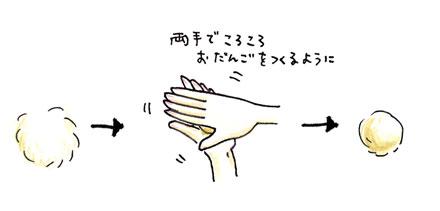 フェルト制作アドバイス