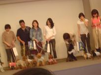 ファッションショー舞台