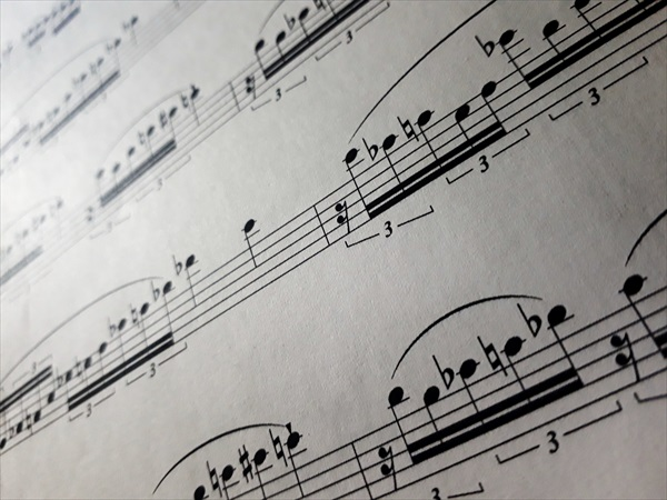 絵里子の楽譜