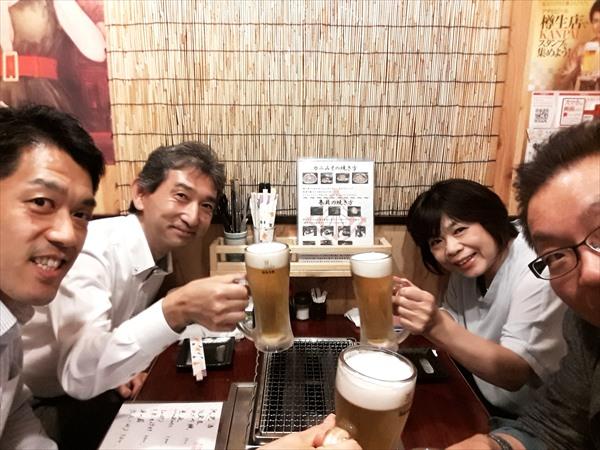 弘前Vol.1:前夜祭