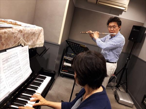 クライス関西発表会Vol.7:伴奏合わせ2日目