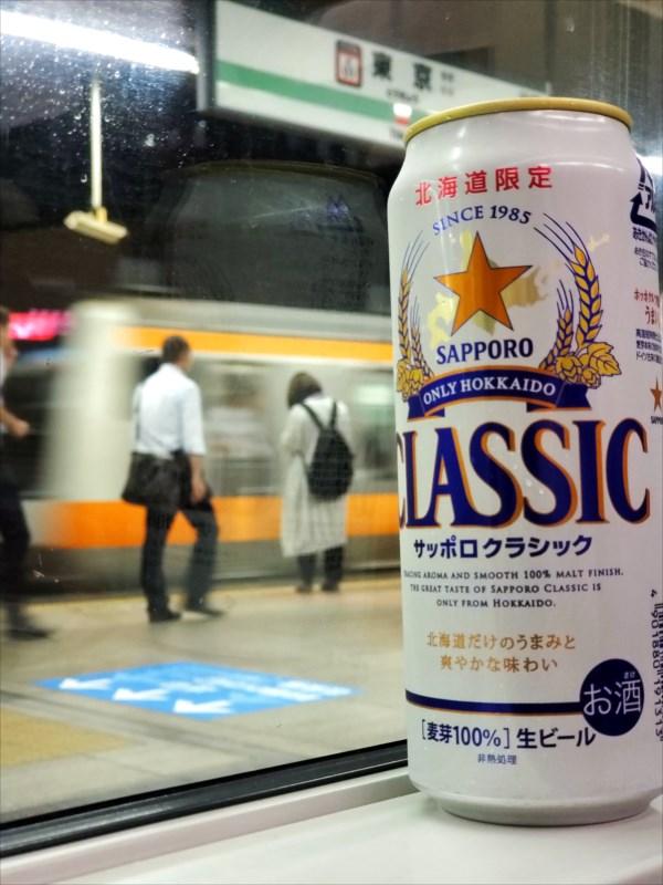 東京駅車窓