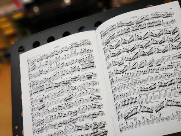 品川・楽譜