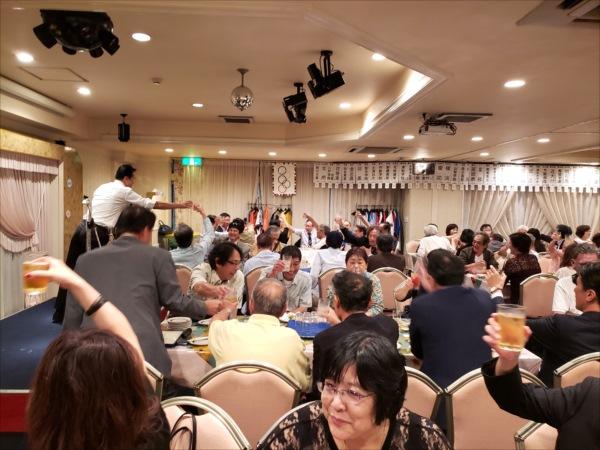 昭和中学校第27期同窓会