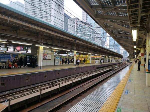 東京駅乗り換え