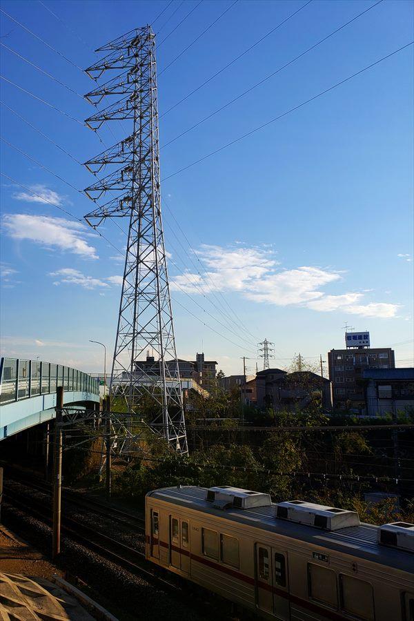 鉄塔・変電所