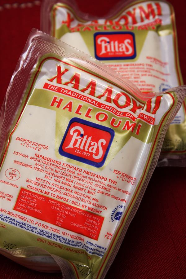 ハルーミ・チーズ