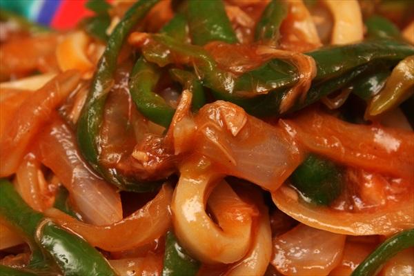 めんんこやの生麺でやきうどん