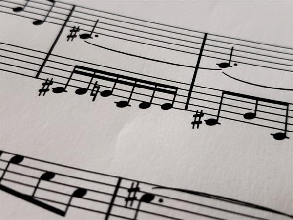 スケルツォ楽譜