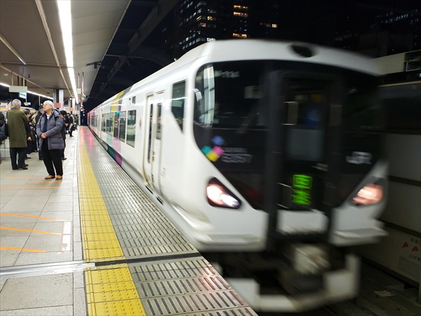 東京駅ライナー