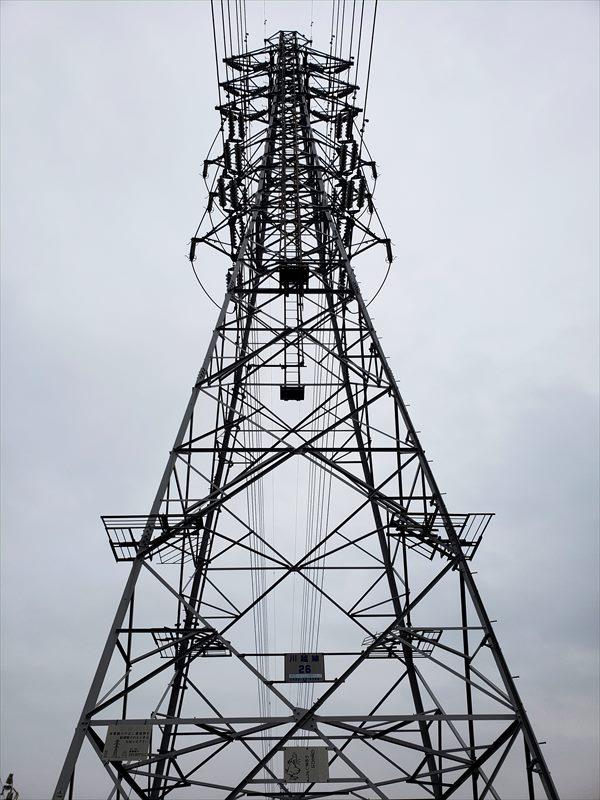 鉄塔川越線26番鉄塔