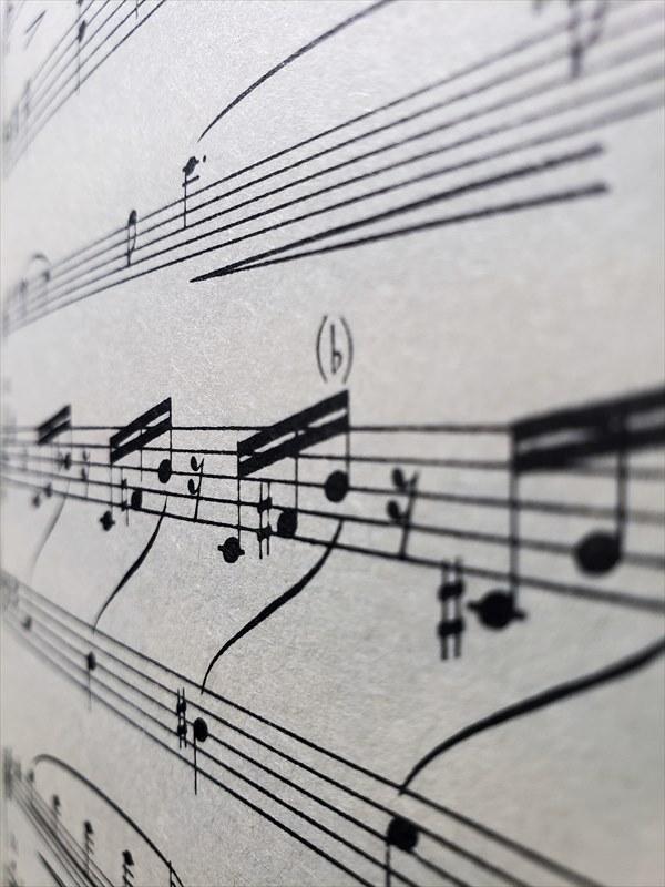 カルク=エラート楽譜