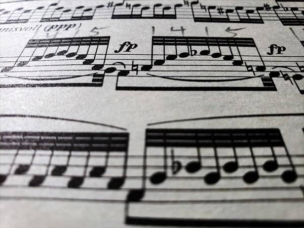 エラートの楽譜