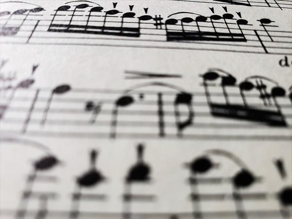 ドヴィエンヌ楽譜